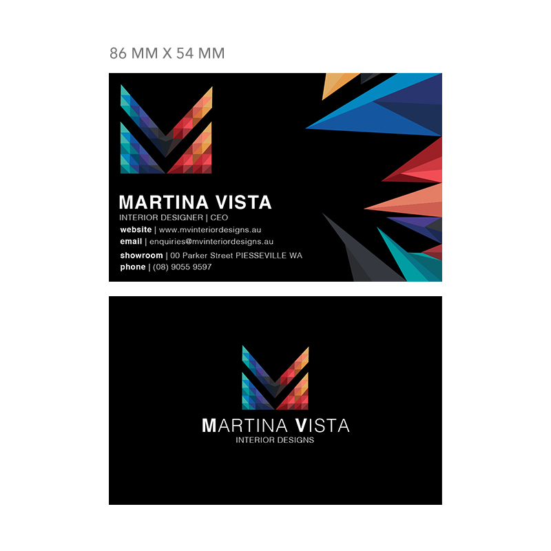 Business Card 86x54