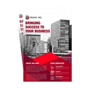 a5 flyer printing