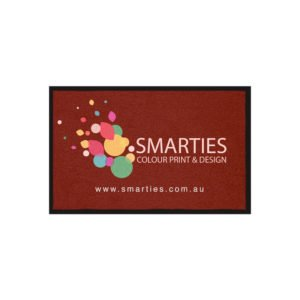 personalized welcome mats