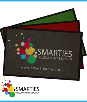 Full Colour Printed Door Mats