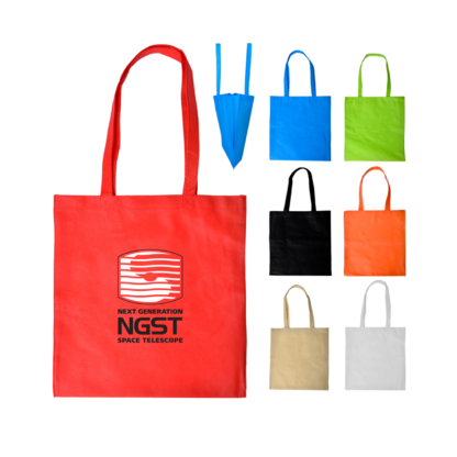 Gusset Tote Bags