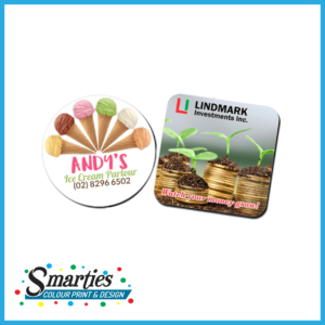 Drink Coaster Category Design and Printing Services Australia