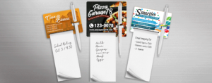 fridge notepad printing services australia
